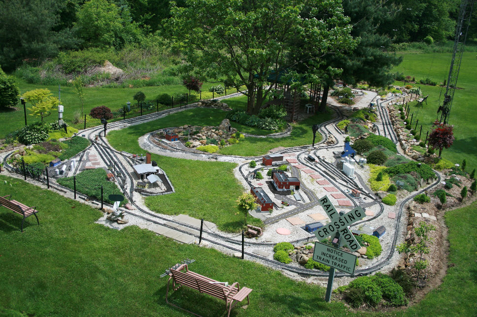 OPEN HOUSE NE OHIO JUNE 18TH Garden Railways Magazine